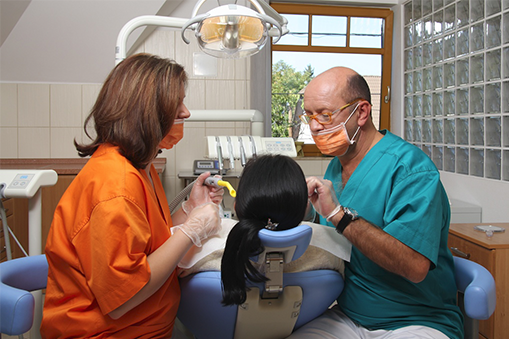 cosmetic dentist dental surgeon